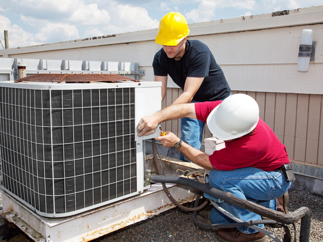 commercial hvac repair fort worth tx